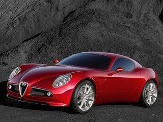 Alfa Romeo 8C 2007-2010