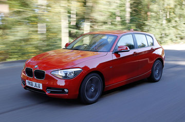 BMW 1 serie F20 F21 2011-2015