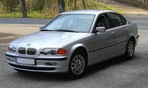 BMW 3 serie E46 1998-2001
