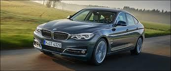 BMW 3 serie F34 GT 2016-nu