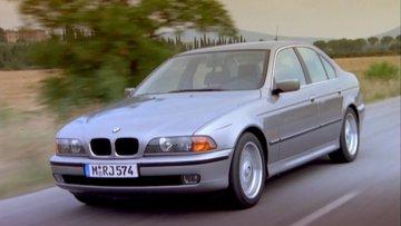 BMW 5 serie E39 1995-2000