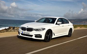 BMW 5 serie G30 G31 2017-nu