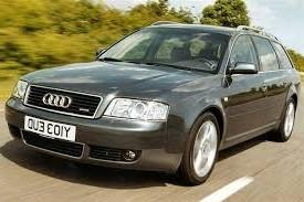 Audi A6 C6 4F 2008-2011
