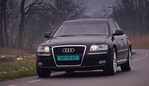 Audi A8 D3 4E 2002-2010