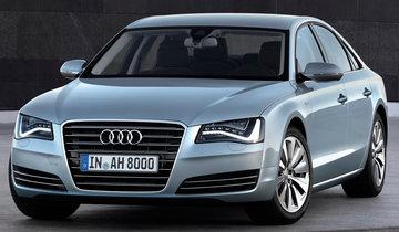 Audi A8 D4 4H 2009-2013