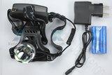 Helmlamp 1600Lm