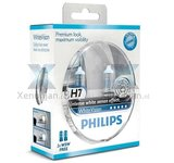 Philips H7 WhiteVision 12972WHVSM