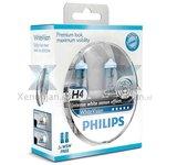 Philips H4 WhiteVision 12342WHVSM_