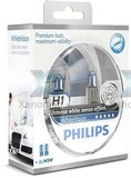 Philips H1 WhiteVision 12258WHVSM_