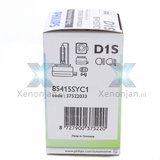Philips D1S LongerLife 85415SYC1 verpakking