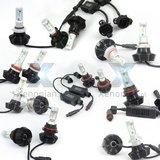 Led koplamp set lumiled 12V en 24V