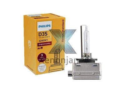 Philips D3S xenonlamp Xenecostart 42403 origineel verpakt