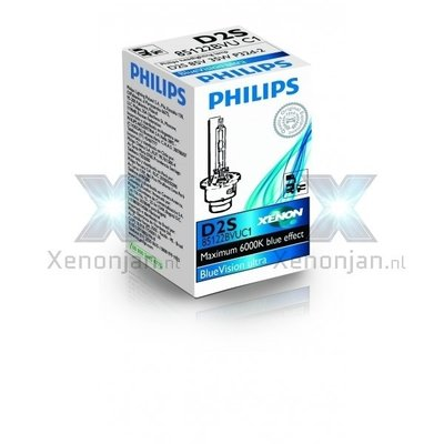 Philips D2S WhiteVision 85122WHV2C1 xenonlamp