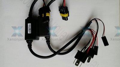 H4 bi-xenon kabelset
