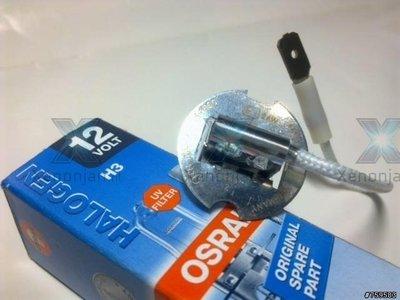 Osram H3 halogeenlamp