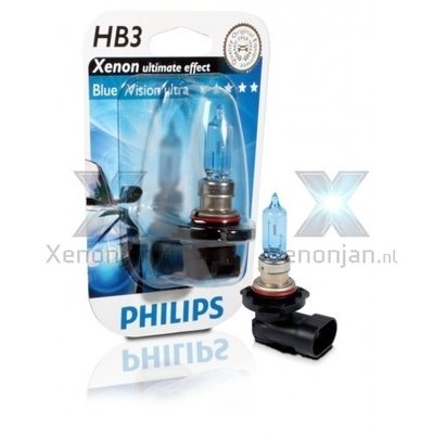 Philips HB3 9005 Blue Vision Ultra