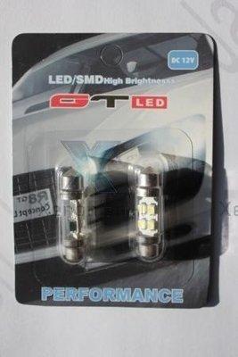 C5W 36mm 3528 4SMD led
