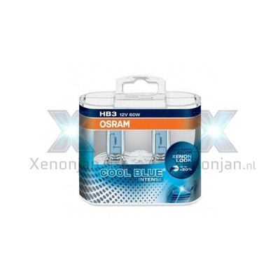Osram Cool Blue Intense HB3 9005