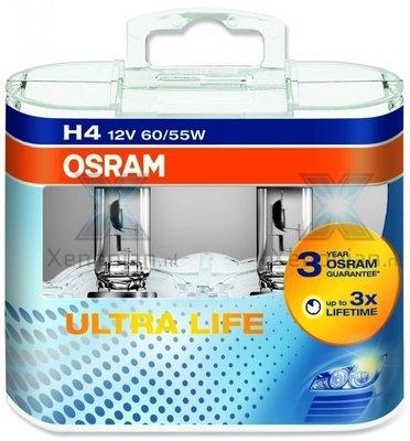 Osram Ultra Life H4