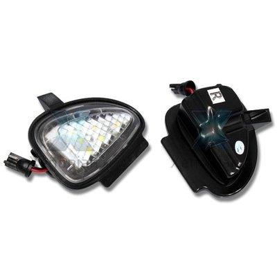 Golf 6 led spiegelverlichting