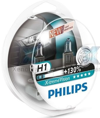 Philips H1 X-treme Vision