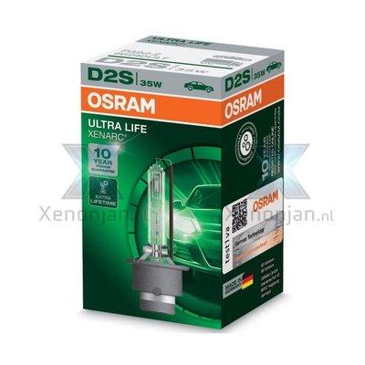 Osram D2S ultra life xenonlamp 66240ULT