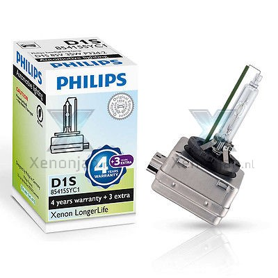 Philips D1S LongerLife 85415SYC1 xenonlamp