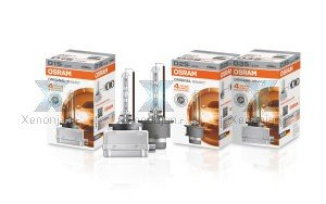 Osram D1S xenonlamp 66140 Original Xenarc