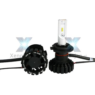 Led koplamp set D2S 12V en 24V Luxeon Zes Lumileds