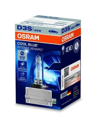 Osram Xenarc D3S 66340CBI xenonlamp Cool Blue