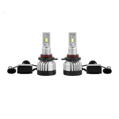 Canbus Led koplamp set HIR2 9012 12V HML3 led chip