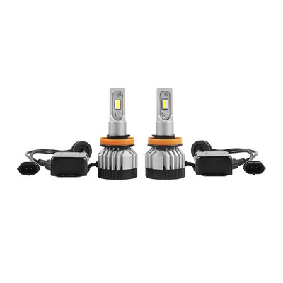 Canbus Led koplamp set H9 12V HML3 led chip
