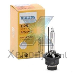 Philips D2S Vision 85122VIC1 xenonlamp