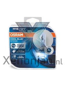 Dagrijverlichting H15 Cool Blue Intense 64176CBI-HCB Duobox
