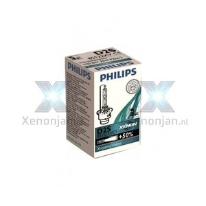 philips d2s x treme vision 85122xvc1 xenonlamp xenonjan. Black Bedroom Furniture Sets. Home Design Ideas