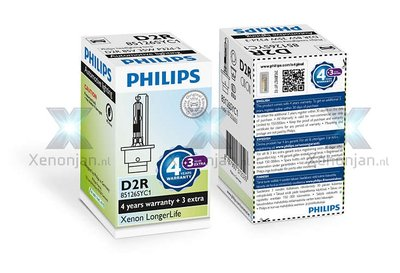 Philips D2R LongerLife 85126SYC1 xenonlamp