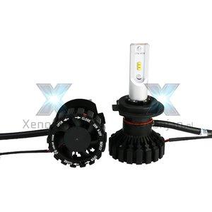 Led koplamp set H11 12V en 24V Luxeon Zes Lumileds