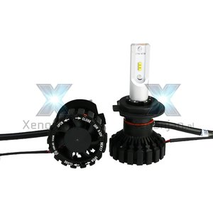 Led koplamp set 9006 HB4 12V en 24V Luxeon Zes Lumileds