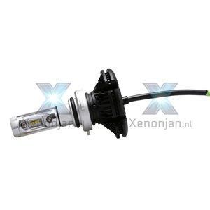 Led Verlichting Auto Koplamp.H7 Led Koplamp Set 12v En 24v Luxeon 10000 Lumen