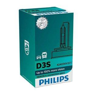 Philips D3S X-treme Vision 42403XVC1 Gen2 +150% xenonlamp