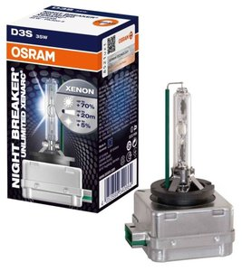 Osram Xenarc D3S 66340XNB xenonlamp Night Breaker