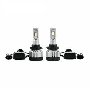 Canbus Led koplamp set HB3 9005 12V HML3 led chip