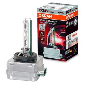 Osram Xenarc D3S 66340XNB xenonlamp Night Breaker